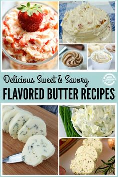 Delicious Sweet & Savory Compound Butter Recipes