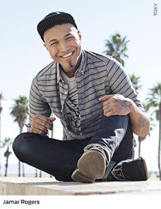 """In 2012, viewers of NBC's hit show The Voice heard Jamar Rogers blow the roof off his version of  """"Seven-Nation Army"""" by the White Stripes, earning him a spot on judge Cee Lo Green's team and a journey that took him to semifinalist. Viewers also heard the story of how Rogers rebounded from a longtime crystal-meth addiction and an HIV-positive diagnosis in 2006 to a new life as a pro singer. His brave disclosure made headlines around the world."""