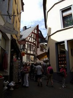 Cochem!! Been here, I sure do miss Europe :(