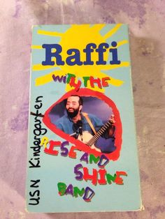 Raffi in Concert With the Rise and Shine Band VHS