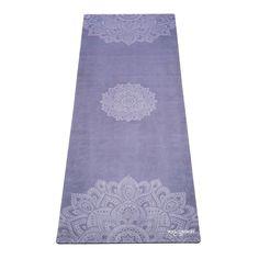 The Combo Mat. All-In-1 Mat/Towel Designed for Bikram, Hot Yoga, Pilates, Lotus #YogaDesignLab