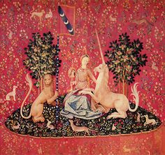 Lady & the Unicorn; Unicorn Tapestries