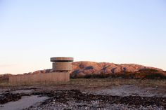 Herdla Birdwatching Tower by L J B  AS «  Landscape Architecture Works | Landezine