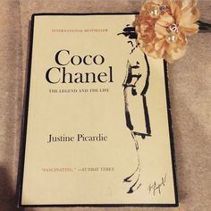 Mother of Style #cocochanel #bookish #booklove #bibliophile #fashion #icon #bookstagram