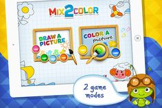 Mix 2 Color for iPad – Game Review