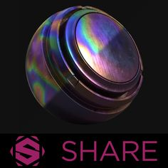ArtStation - Temper & Iridescence Filters (Substance), Ben Redmond