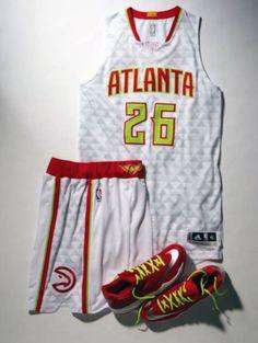 Hawks New Home Uniform