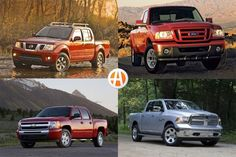 Trucks offer huge versatility — they're great for work during the week and for play on the weekends. Check out seven used pickups available for around $10,000. Tacoma For Sale, Ford Ranger For Sale, 2010 Ford Ranger, 2010 Nissan Frontier, 2010 Toyota Tacoma, Used Pickups, Honda Ridgeline, Honda Pilot