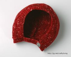 Baby Bonnet free pattern