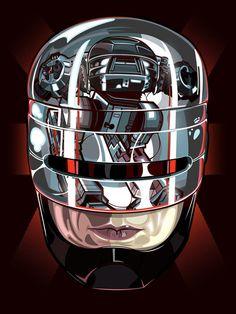Robocop by Samuel Ho