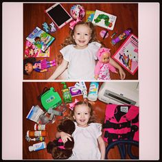 This is how Cystic Fibrosis factors into our daily lives. In the top picture Caylee is a normal little girl with some of her favorite toys. The bottom picture is everything she needs on a daily basis to stay healthy.   Please repin and help us spread awareness for CF.   One day CF will stand for Cure Found.