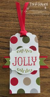 The Speckled Sparrow: CTC 47 - Lets Kit Together Oh What Fun Tags Cute Christmas Ideas, Christmas Gift Tags, All Things Christmas, Holiday Fun, Christmas Holidays, Christmas Ornaments, Holiday Decor, Card Ideas, Gift Ideas