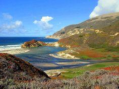 California coast by vermillion$baby on Flickr