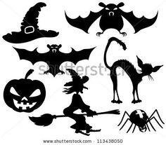 stock vector : Vector. Halloween.