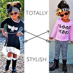 These super cute outfits just hit the floor and are totally stylish! Shop now!  www.fragrancesunlimited.net