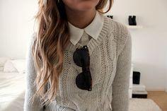 Shirt and Knit