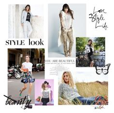 style look you are so beautiful young by jj-van-gemert on Polyvore