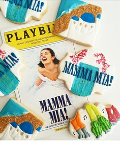 Mamma Mia, Food Themes, Party Themes, Diy Party Photo Booth, Does Your Mother Know, Broadway Party, Bachelorette Party Planning, 21st Party, 17th Birthday