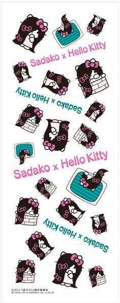 Maries Manor Hello Kitty: 1000+ Images About Sadako/Samara On Pinterest