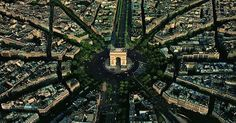 These 23 Far Away Perspectives Of Famous Places Will Change The Way You See Them Forever