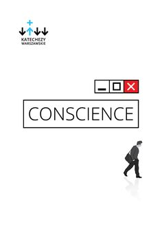 poster | Conscience | by Marta Dudek