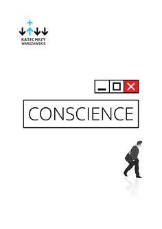 poster   Conscience   by Marta Dudek