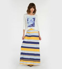 Cinema Maxi Skirt - NEW from Threads For Thought