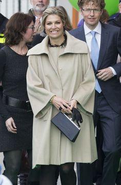 Queen Maxima Photos: Queen Maxima Kicks Off Week of the Money