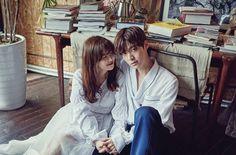 Gu Hye Sun and Ahn Jae Hyun tease sweet romance in Honeymoon Diaries Korean Celebrities, Korean Actors, Blood Korean Drama, Gu Hye Sun, Lee Min Jung, I Go Crazy, Song Hye Kyo, True Love Stories, Movie Memes