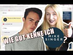 WIE GUT KENNE ICH MIKE SINGER? - YouTube