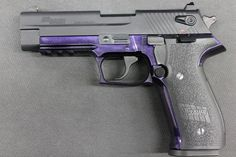 So i found the Sig Sauer Mosquito in sparkly purple and i fell in love! just got it today!!!!
