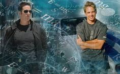Numb3rs / Fast and the Furious fanart banner #1 by Miss Piggy