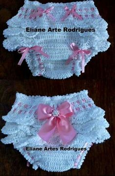 53 Ideas baby crochet dress pattern diaper covers for 2019 Crochet Baby Dress Pattern, Baby Dress Patterns, Knit Crochet, Crochet Patterns, Knitting Patterns, Knitting Baby Girl, Baby Girl Crochet, Crochet Baby Clothes, Häkelanleitung Baby
