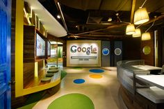 Google's New Malaysian HQ