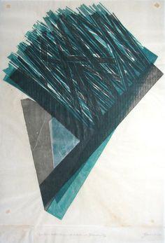 Maria Bonomi Xilo Gravura Quadros Arte Moderna Brasileira