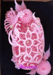 **素敵**Carved by Bia先生