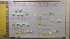 High school literacy activity...first day of school.