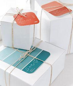 great gift tag idea