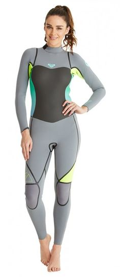 Best price guarantee on the 3/2mm Women's Roxy SYNCRO LFS Fullsuit at Wetsuit Wearhouse. We are the world's largest wetsuit specialty shop.