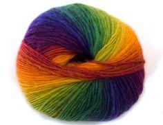 Bonita Yarns - Kaleidoscopic - Over The Rainbow