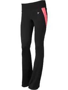 Active compression pants -- great if your legs tend to swell during a workout.