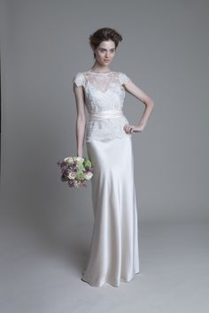Kate Halfpenny Wedding Dress Collection 2015 | Bridal Musings Wedding Blog 19