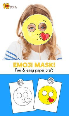 11+ Printable happy face mask ideas