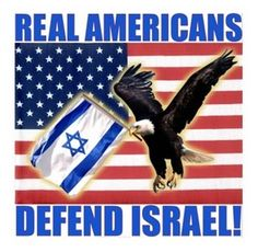 I stand with Israel Always