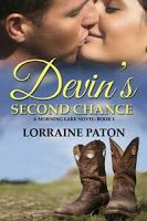 Devin's Second Chance - Lorraine Paton Book 1 of the Morning Lake Series Romance Authors, Lorraine, Book 1, Over The Years, My Books, Writer, Novels, Writers, Fiction
