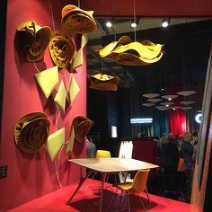 JIENARTS +86-18129907376 Milan International Furniture Fair  #软装#实物画#装置艺术画# Table Lamp, Lighting, Paper, Design, Home Decor, Table Lamps, Decoration Home, Room Decor, Lights