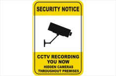 S2840 Security CCTV recording you now