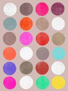 Colorplay_2 - Art Print by Garima Dhawan/Society6