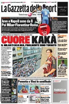 La Gazzetta dello Sport (03-09-13)