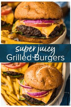 Wondering How To Grill Burgers? Pursue My Recipe To Ensure Perfectly Cooked, Juicy Grilled Burgers Every Time Get The Grill Fired Up And Impress Your Guests With The Best Grilled Burgers They Will Ever Have Burger Meat, Burger Toppings, Beef Burgers, Burger On Grill, Akorn Grill, Grilling Burgers, Burger Stand, Kamado Grill, Grilled Hamburger Recipes